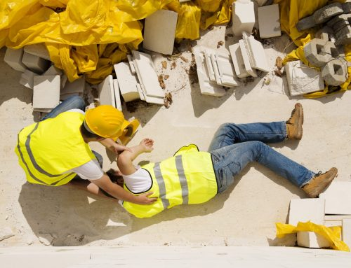 Are you safe at work? Persons provide first aid at the workplace – BHV